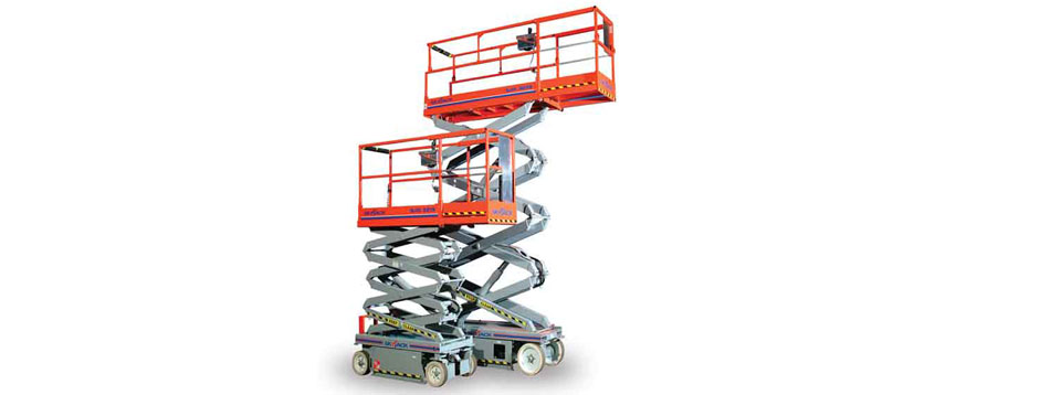 Scissor Lift Rentals In Calgary Electric Scissor Lifts